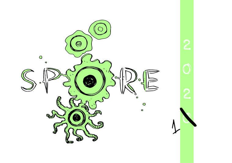 Rivista Spore Calendario 2021