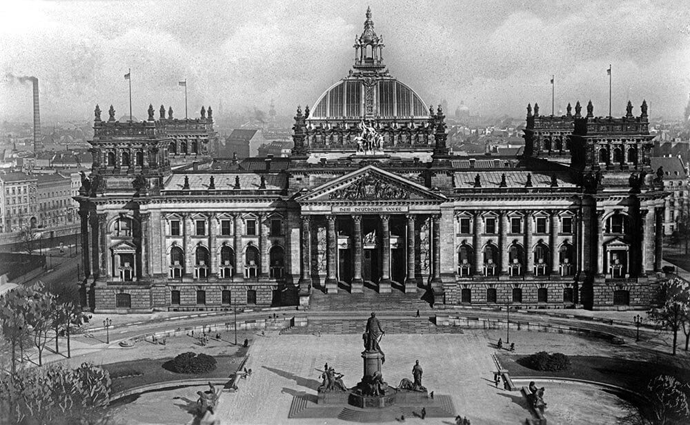 Weimar - Reichstag